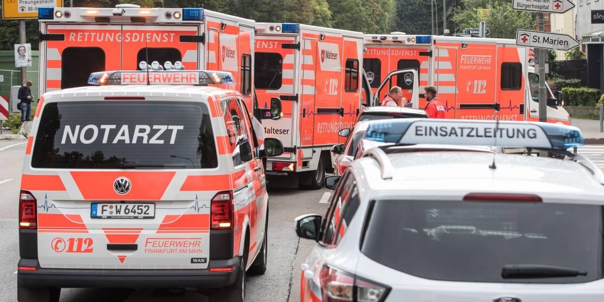 Alemania vive su evacuación más grande en 70 años por bomba de la Segunda Guerra Mundial