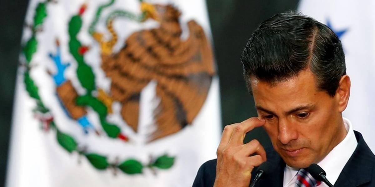 Crimen acosa a México en quinto año de Peña Nieto