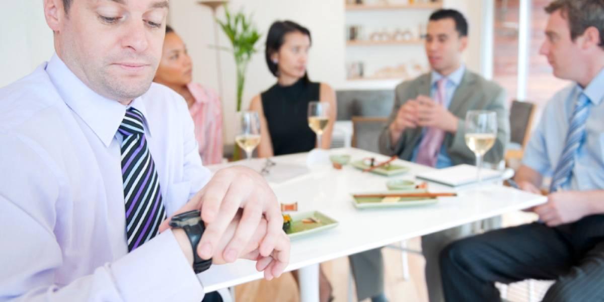 Cómo comportarse en una reunión de negocios