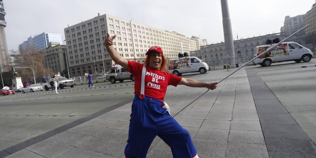 Así se celebró el Día Nacional del Circo Chileno