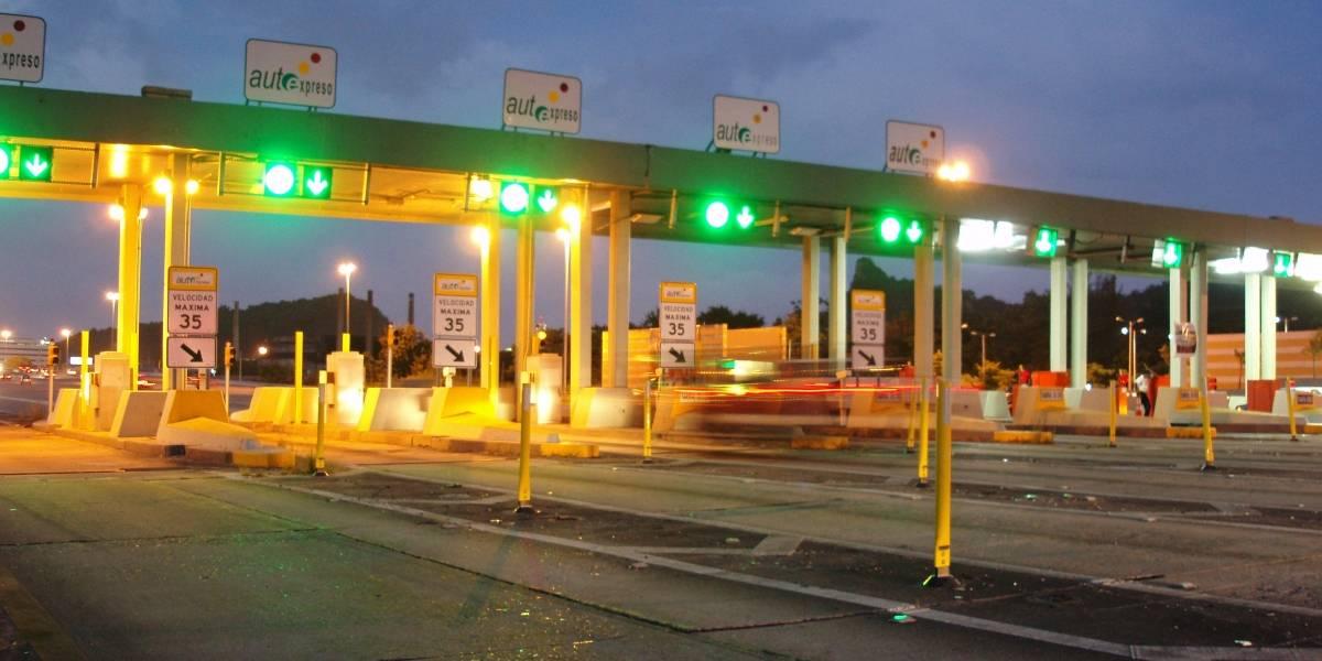 Emiten multas de AutoExpreso con fechas adelantadas