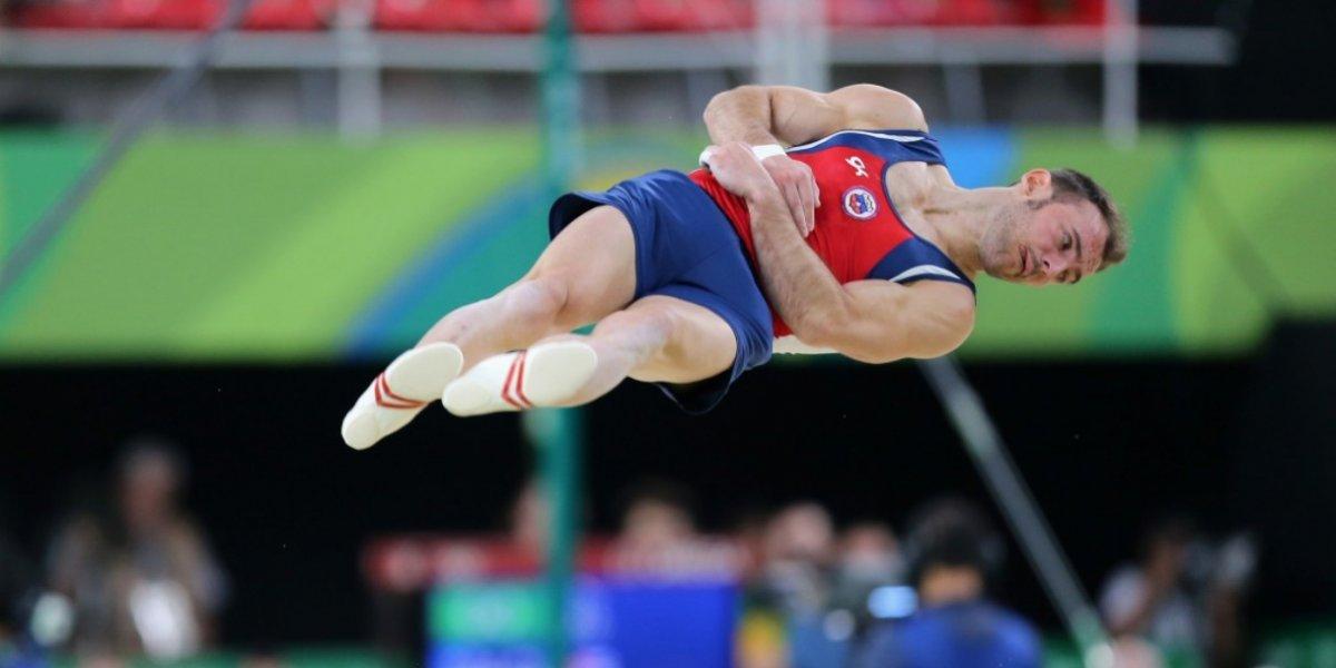 La rutina que le dio el oro a Tomás González en la World Cup de Varna