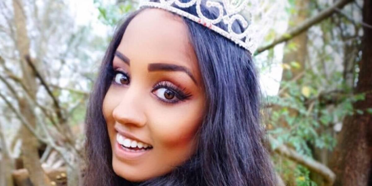 Una reina de belleza devuelve su corona porque le exigen bajar de peso
