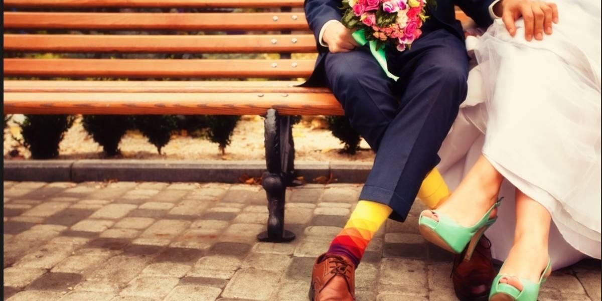 Los hombres que usan calcetines extravagantes son más inteligentes y exitosos