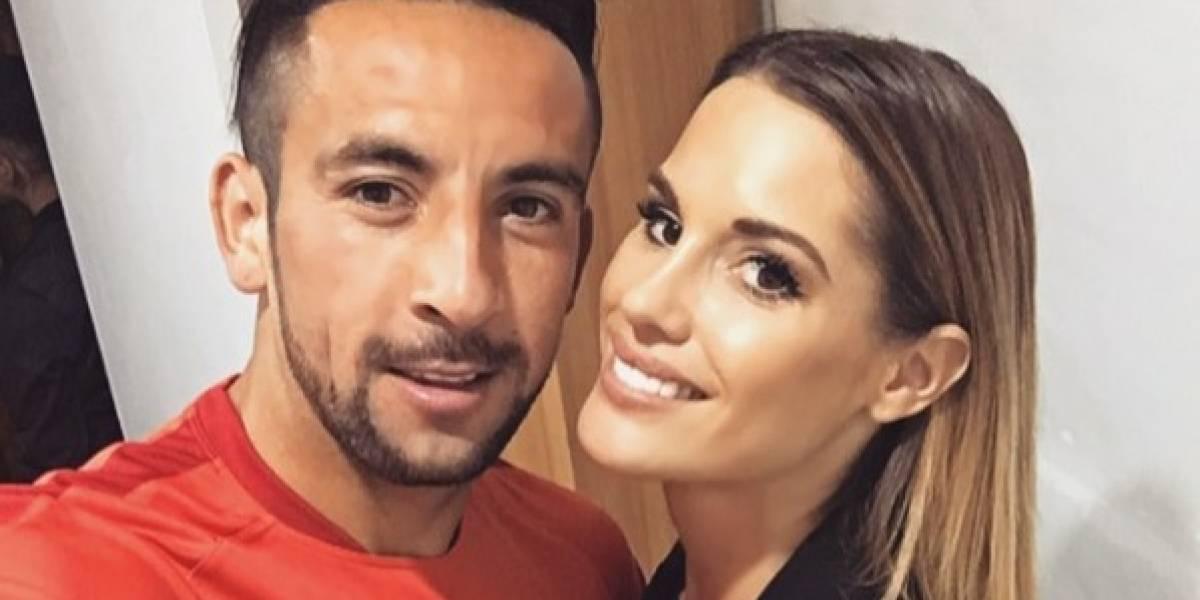 Gala y Mauricio Isla confirman que esperan a su primer hijo