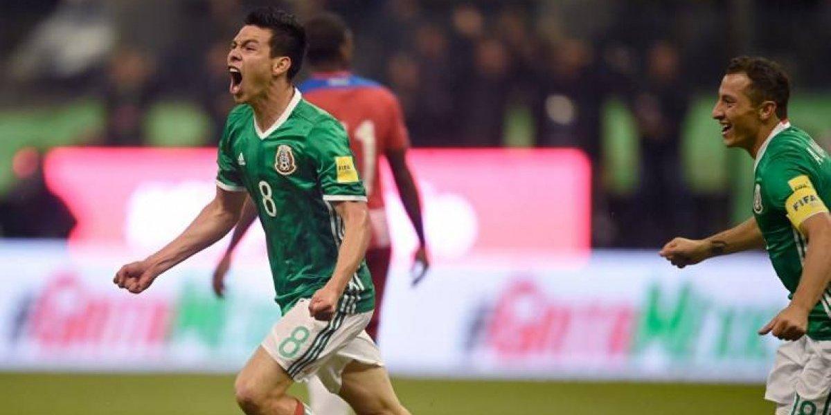 ¡México vence a Panamá por la mínima y clasifica a Rusia 2018!