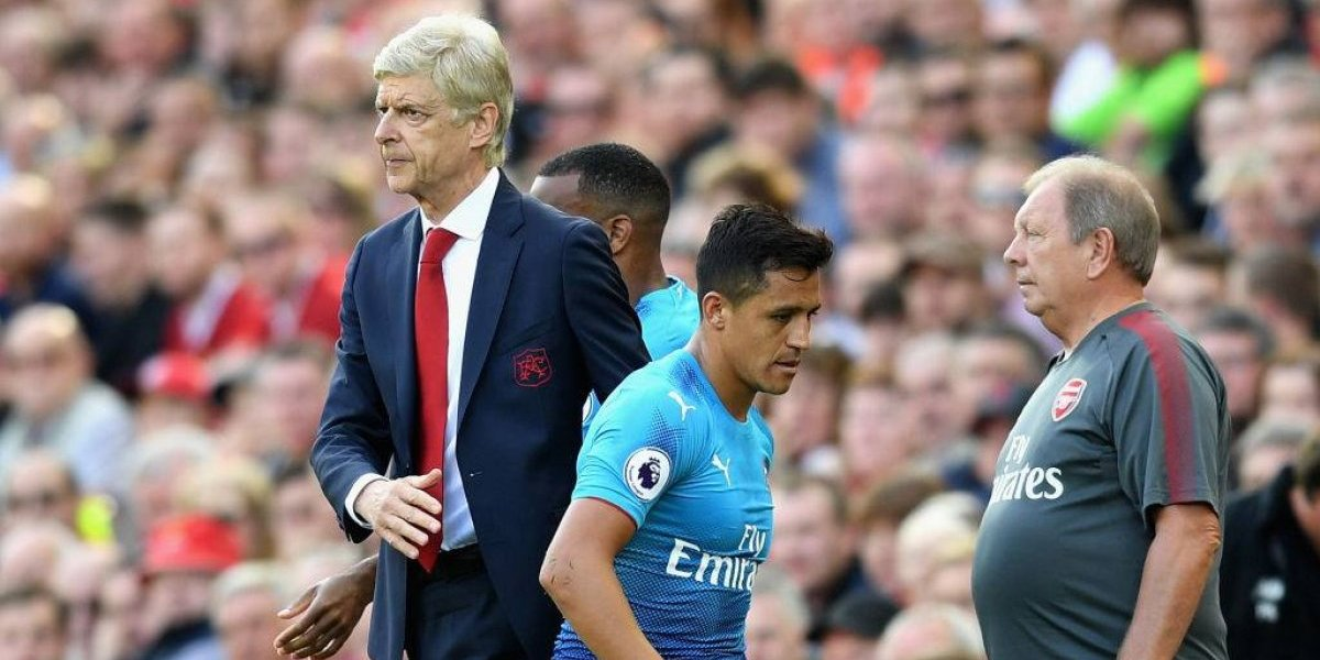Wenger le mandó recado a Alexis y explicó su tozudez para no dejarlo partir