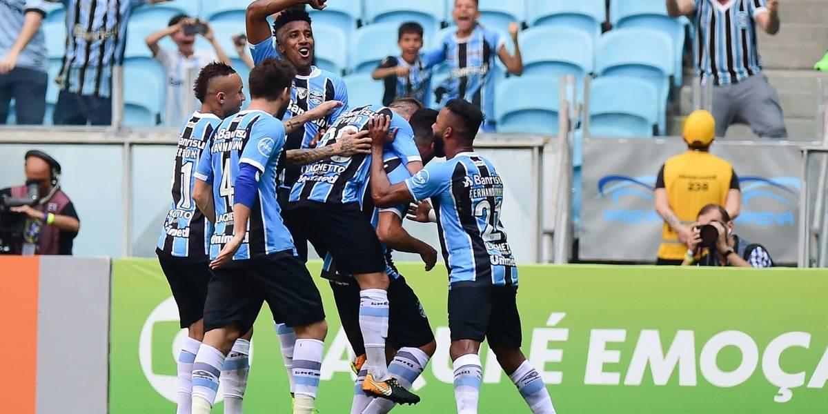 Campeonato Brasileiro: onde assistir o jogo Grêmio x Paraná pela 25ª rodada