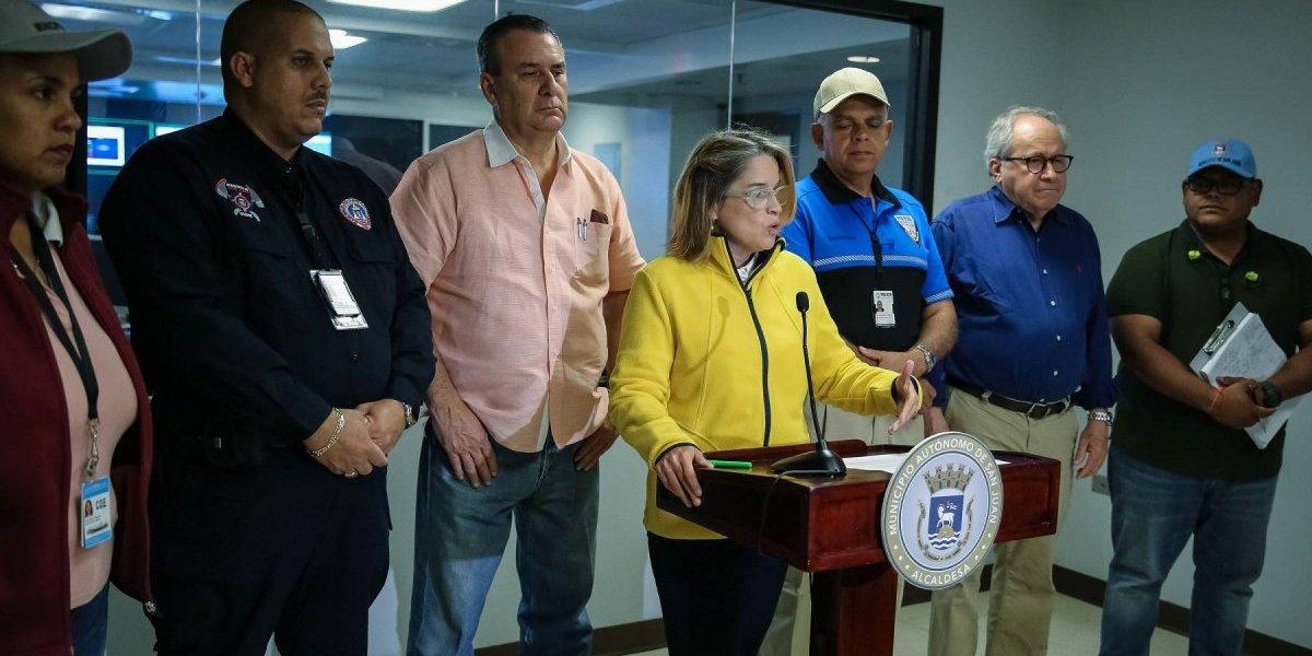 "San Juan se prepara ante posible llegada de ""Irma"""