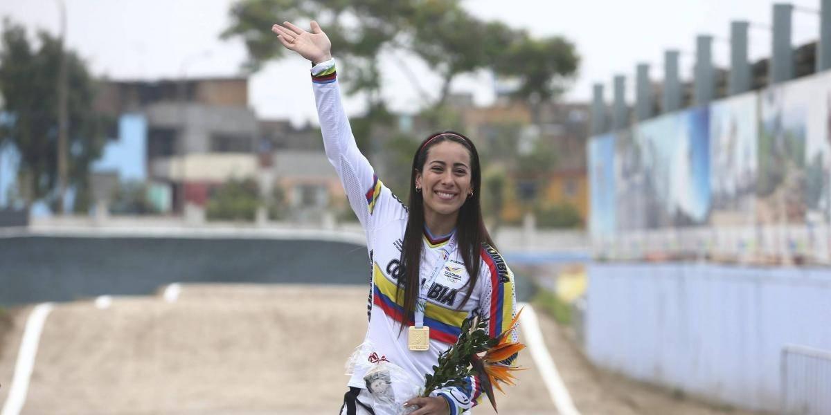 Mariana Pajón demuestra su cariño a Rigoberto Urán con emotivo regalo