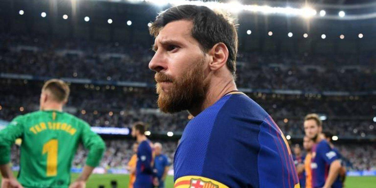 """Messi firmará """"en breve"""" su renovación de contrato, según el Barcelona"""
