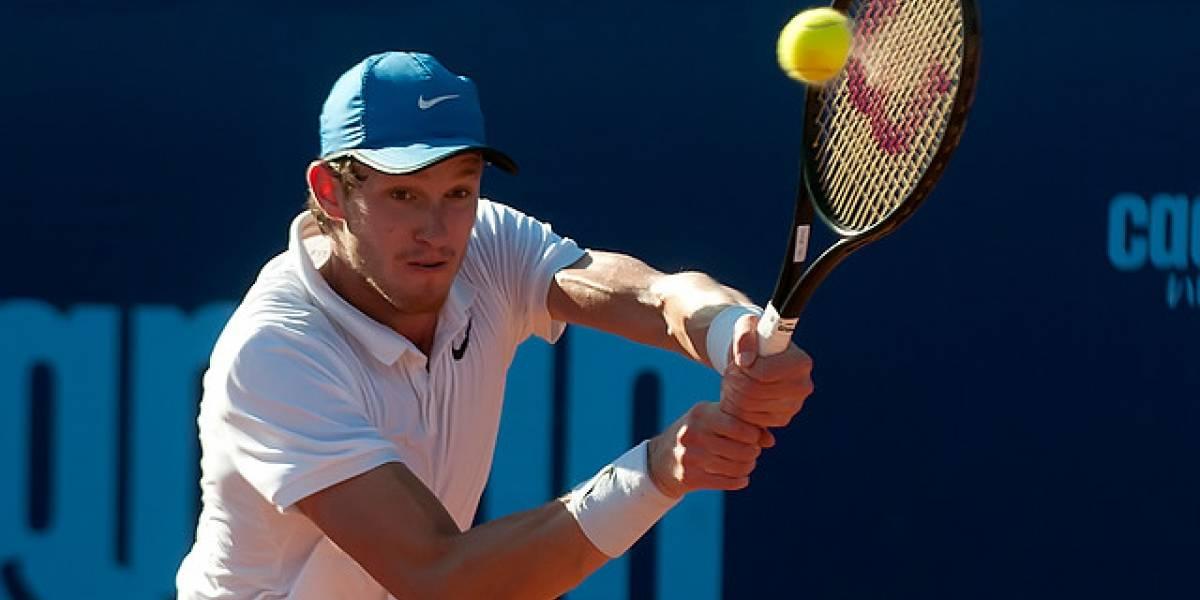 Jarry se prepara para uno de los desafíos más duros de su prometedora carrera ATP