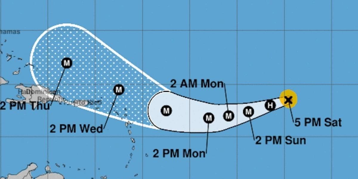 Irma se mantiene como
