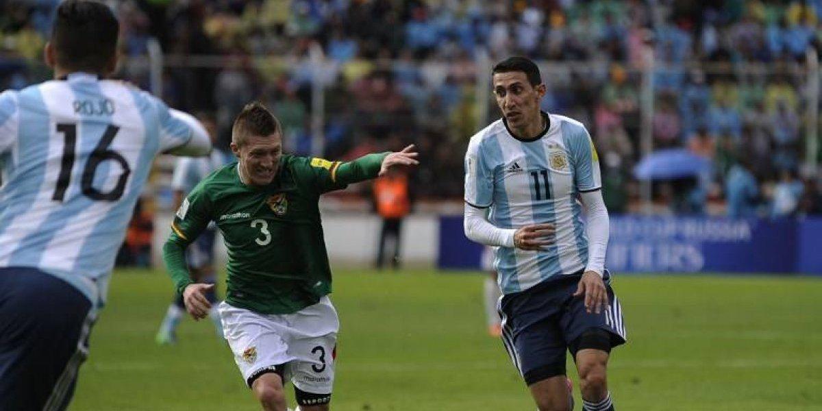 """Chumacero y el duelo con la Roja: """"Tienen buenos jugadores, pero no me preocupan para nada"""""""