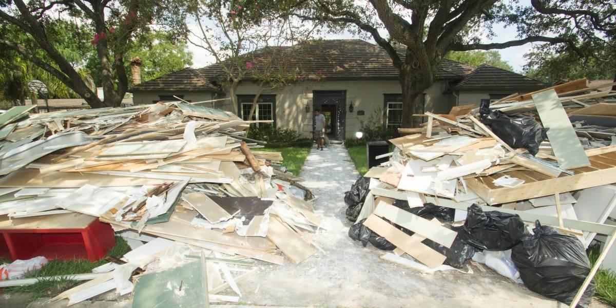 Houston comienza la recuperación tras inundaciones