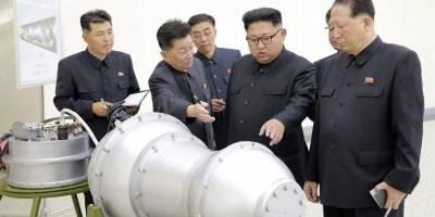 Corea del Norte realizó su sexta prueba nuclear, según Japón