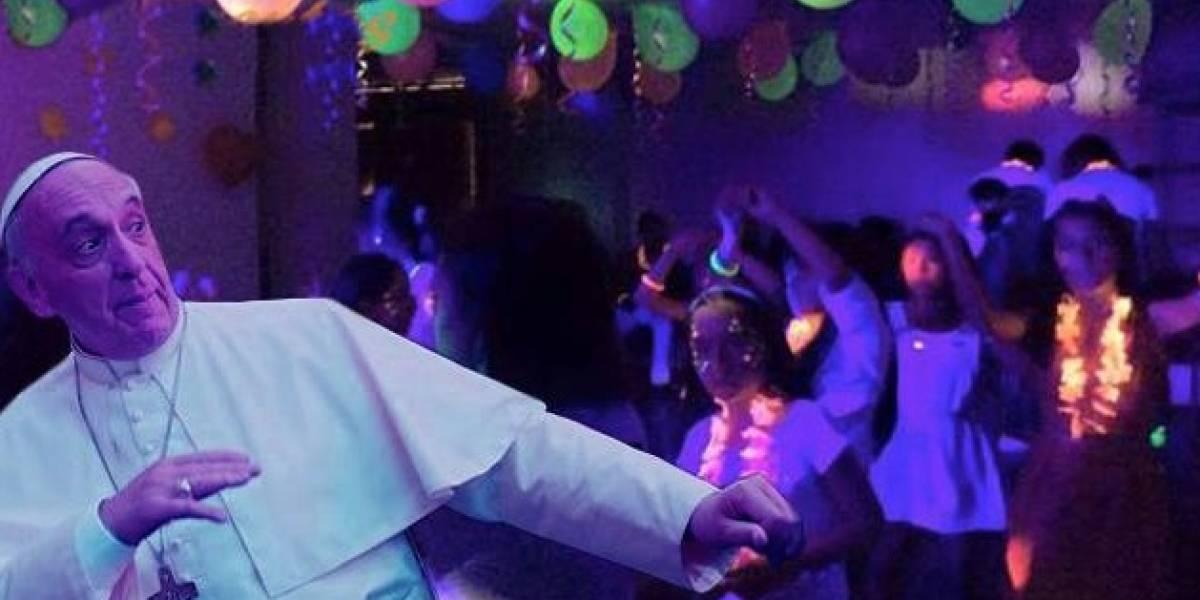 """Organizan grupo en redes sociales para hacer una """"Chiquiteca con el Papa"""""""