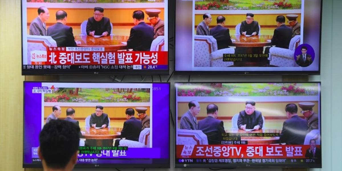 Condena internacional ante nueva prueba nuclear de Corea del Norte