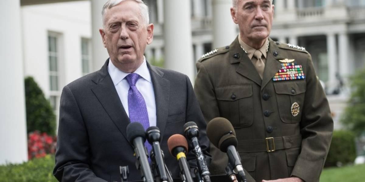 Estados Unidos hace una contundente amenaza a Corea del Norte