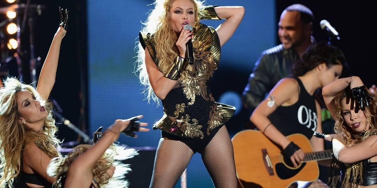 Paulina Rubio recibe burlas al compararse con Madonna y Marilyn Monroe