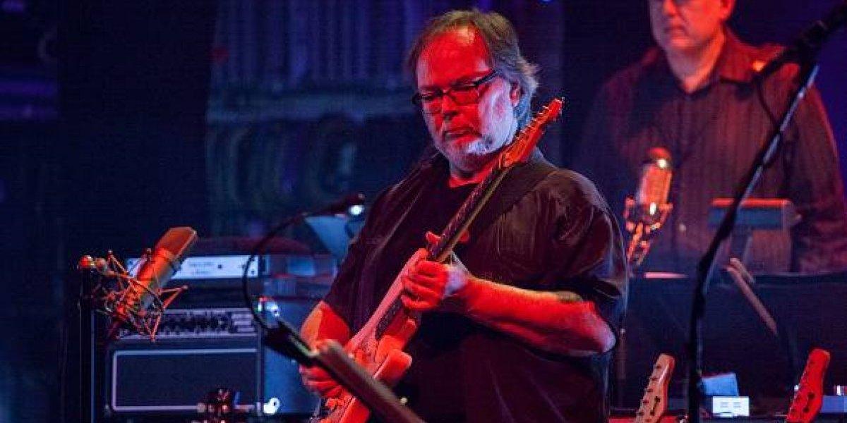 Falleció Walter Becker, guitarrista y cofundador de la banda Steely Dan
