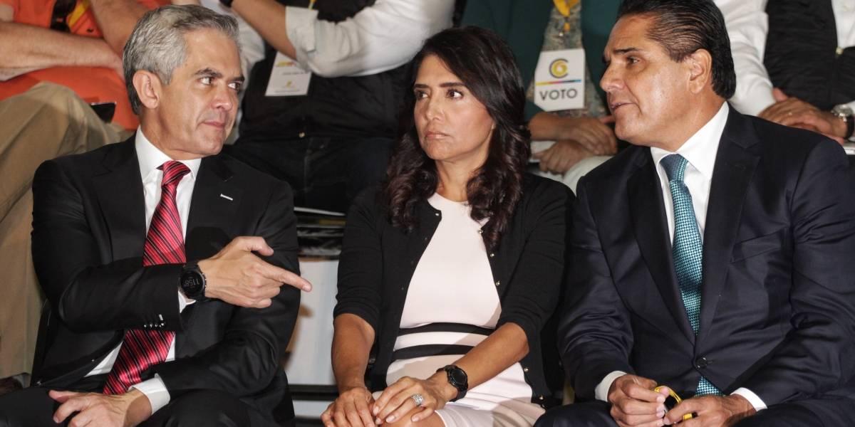 Desbandada perredista no cambia aspiraciones presidenciales: Mancera