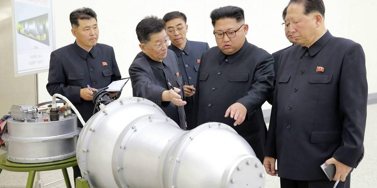 Ensayo nuclear de Corea del Norte fue cinco veces mas potente que la bomba lanzada sobre Nagasaki