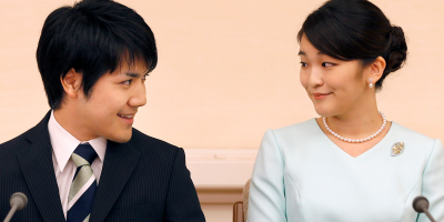 Princesa Mako, do Japão, anuncia que vai deixar a família real