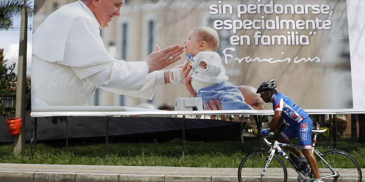 Las víctimas serán el centro de la visita del papa Francisco a Villavicencio