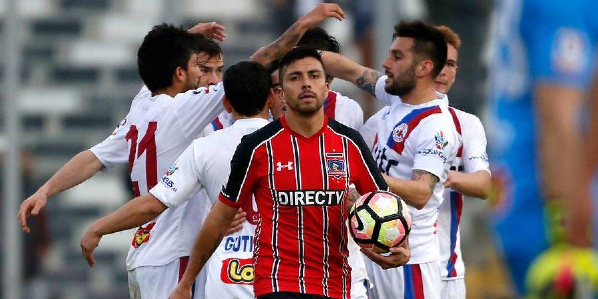 Colo Colo dio pena en el Monumental y quedó fuera de Copa Chile a manos de Iberia