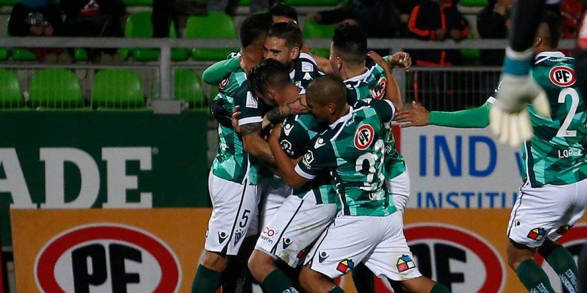 Wanderers le pegó de nuevo a un complicado O'Higgins y avanzó a cuartos de Copa Chile