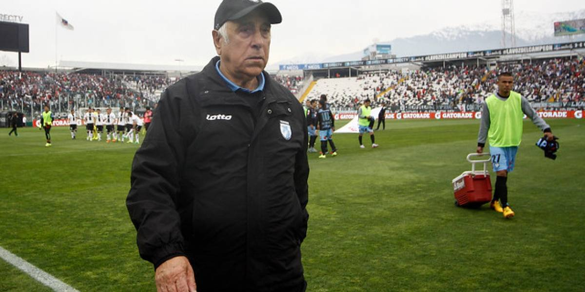 Nelson Acosta dijo adiós al fútbol por culpa del Alzheimer