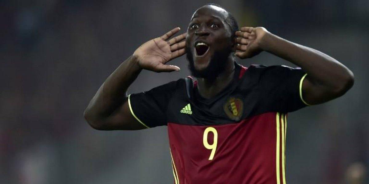 Bélgica derrota a Grecia y clasifica a Rusia 2018