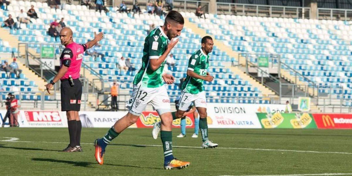 Minuto a minuto: Wanderers vence a O'Higgins y tiene pie y medio en los cuartos de Copa Chile