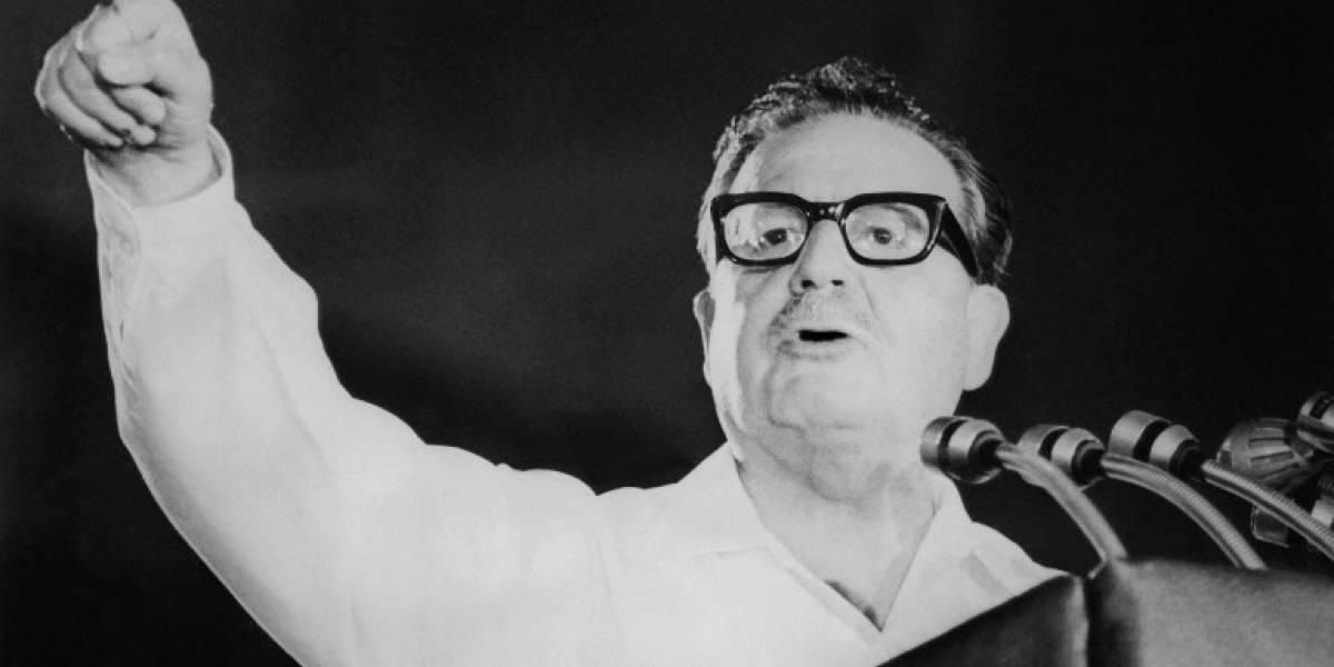 """El discurso de Allende tras ganar las elecciones de 1970: """"Soy tan sólo un hombre, con todas las flaquezas y debilidades que tiene un hombre"""""""