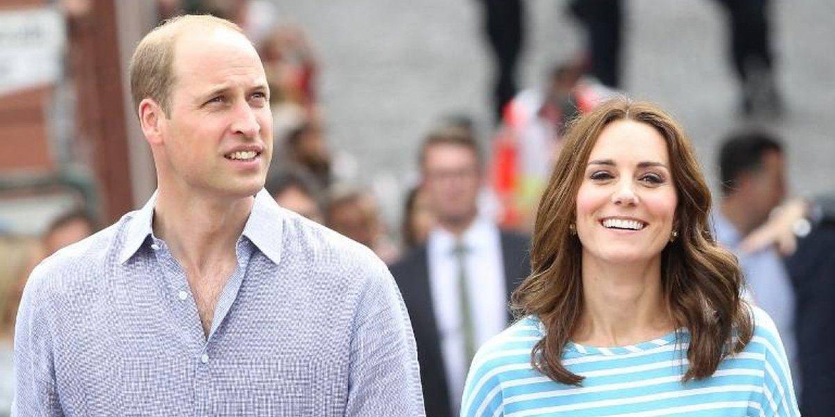 La cigüeña vuelve a visitar a la realeza británica: el Principe Guillermo y Kate Middleton serán padres por tercera vez