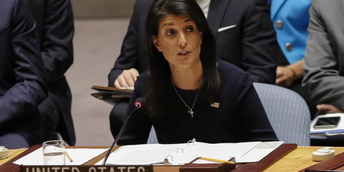 """""""Corea del Norte está implorando por una guerra"""": EEUU tajante en la reunión de la ONU"""