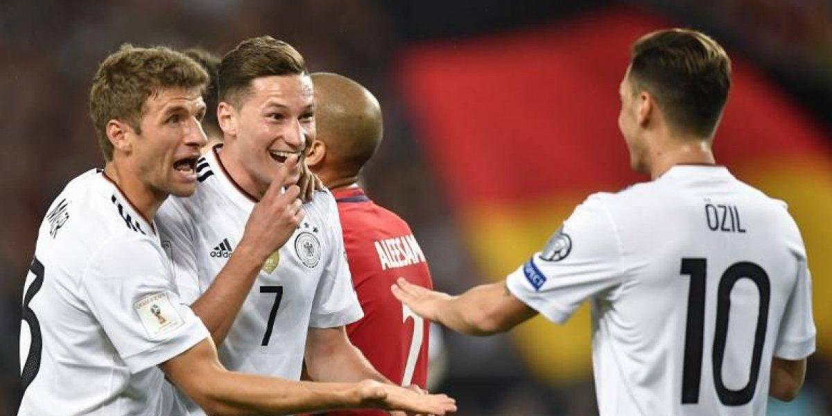 Alemania aprovecha la cosecha de la Confederaciones y queda a un paso del Mundial