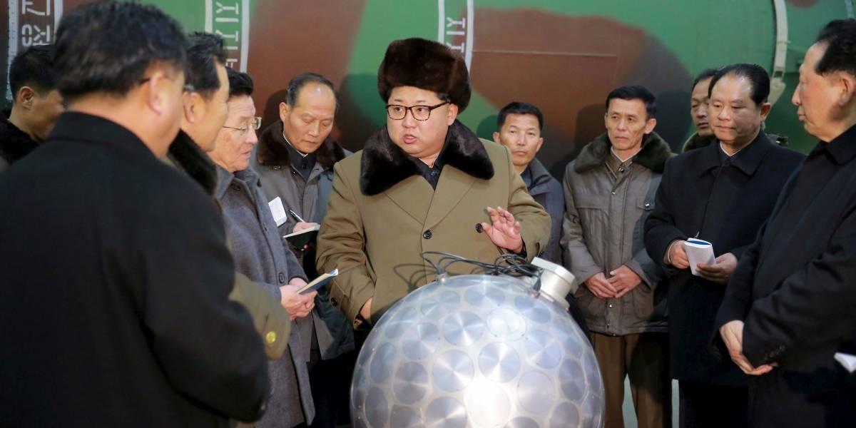 Antes de reunião da ONU, Coreia do Norte diz que força nuclear está quase concluída
