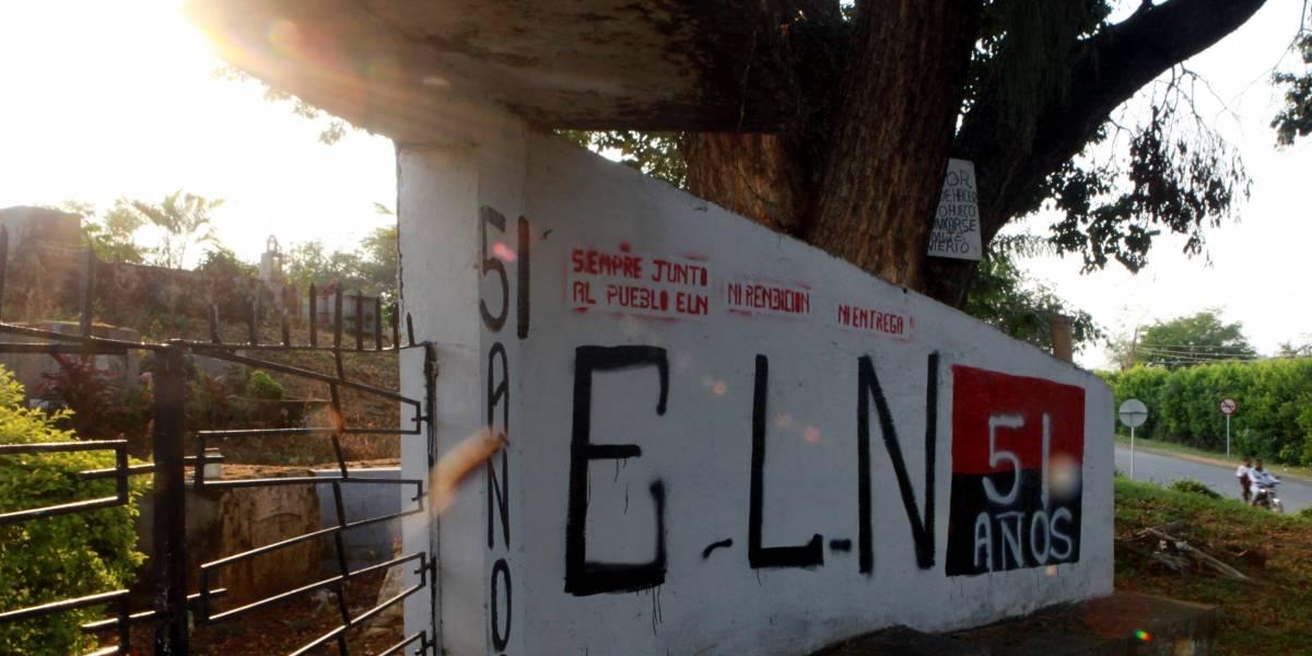 Gobierno colombiano y ELN anuncian acuerdo de cese bilateral al fuego