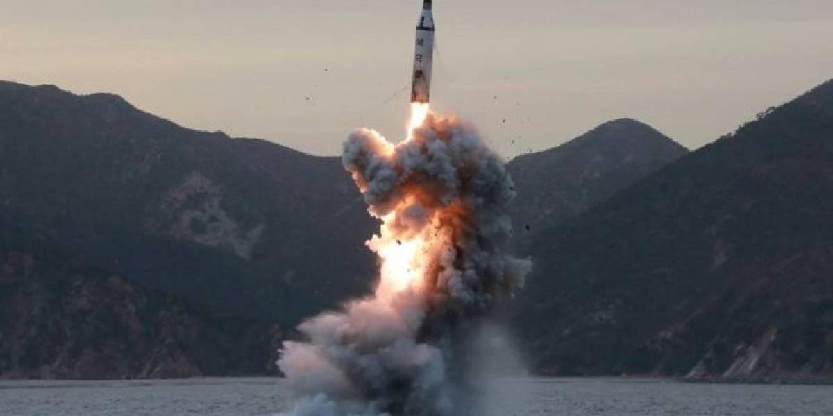 Se espera que Corea del Norte lance otro misil