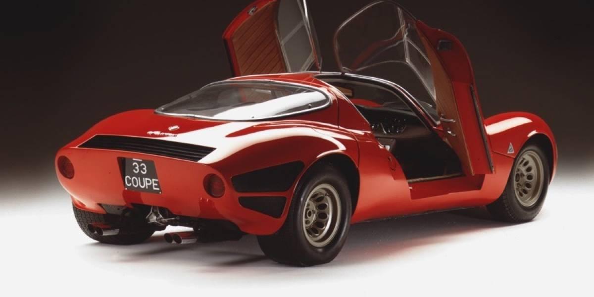 Alfa Romeo celebra los 50 años del 33 Stradale