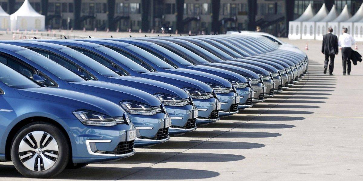 Volkswagen sufre serio revés en el poderoso mercado chino