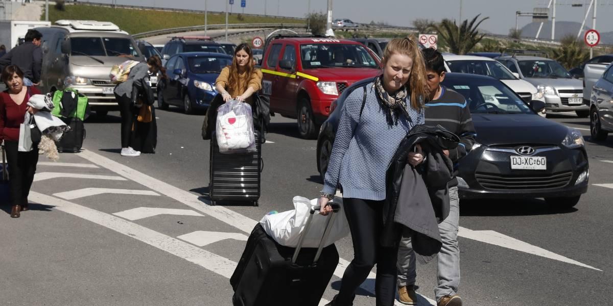 """Gobierno invocará """"Ley de Seguridad del Estado"""" contra los responsables del bloqueo al aeropuerto"""