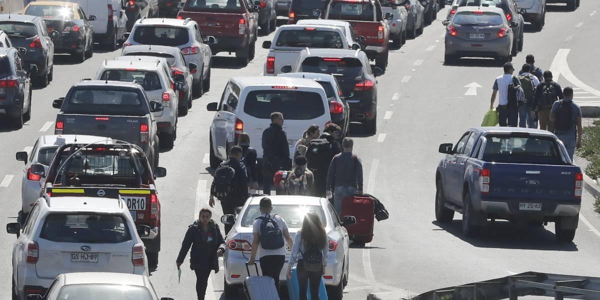 """Paro de taxistas: Fiscalía investigará posible """"homicidio culposo"""" por muerte de turista brasileño"""