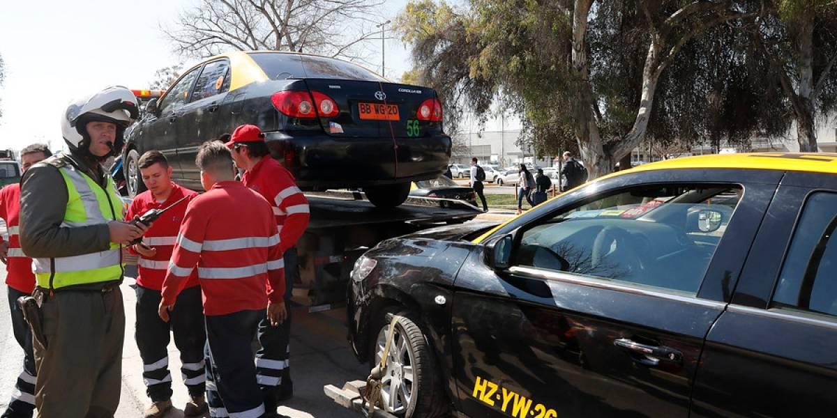 Un turista murió por una protesta contra Uber y Cabify — Chile
