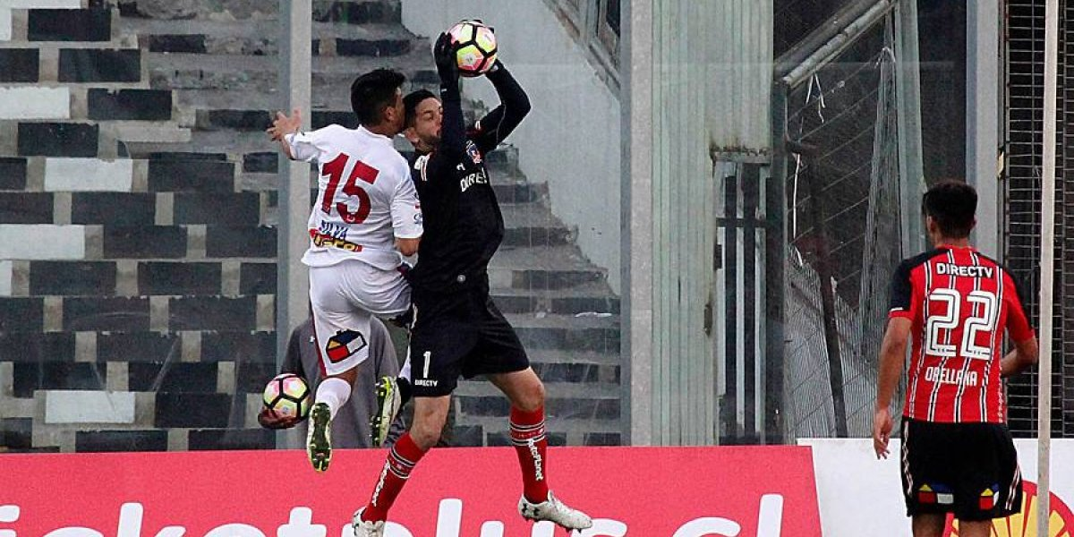 Un temerario: defensa de Iberia jugó con el labio roto en histórico triunfo sobre Colo Colo