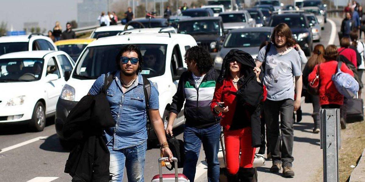 Presidente gremial de los taxistas rechazó responsabilidad en la muerte de turista brasileño durante manifestación