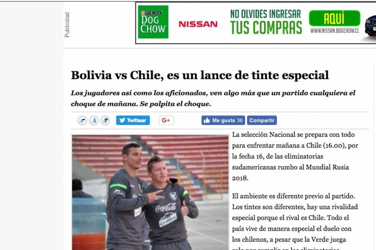 Captura de pantalla El Diario Deportes