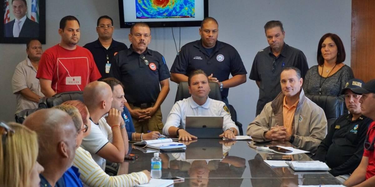 Cataño se prepara ante posible de impacto del huracán Irma